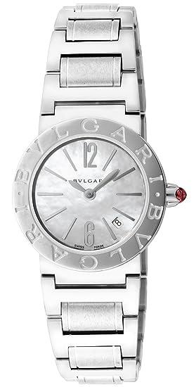 7ee6d7a263fc [ブルガリ]BVLGARI 腕時計 ブルガリブルガリ ホワイトパール文字盤 BBL26WSSD レディース 【並行輸入