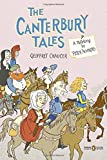 Image of The Canterbury Tales: A Retelling by Peter Ackroyd (Penguin Classics Deluxe Edition)
