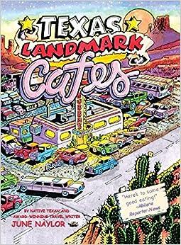 \PORTABLE\ Texas Landmark Cafes. sounds could Broken libro still