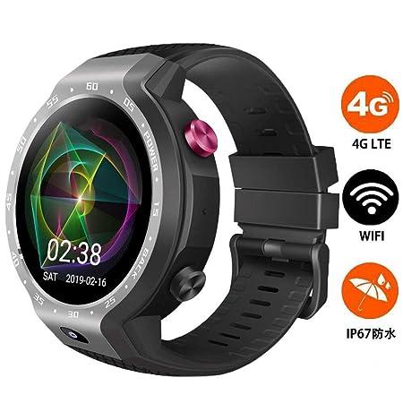 LWNGGE Smartwatch Reloj Inteligente Relojes Pulsera De ...