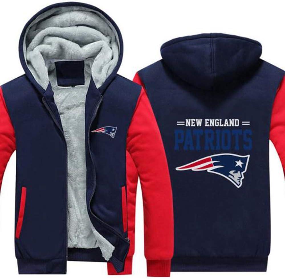 NFL Jersey Con Capucha Patriotas De Nueva Inglaterra, Además De ...