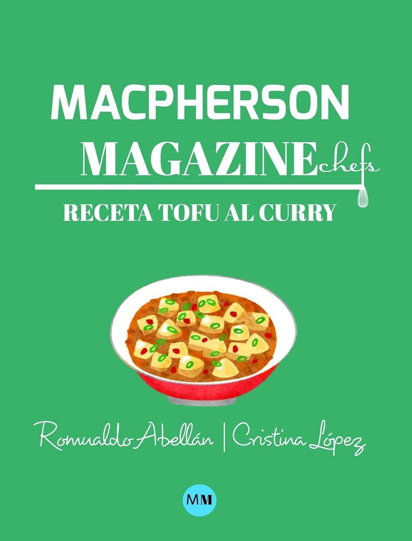 Macpherson Magazine Chefs Receta Tofu Al Curry Spanish