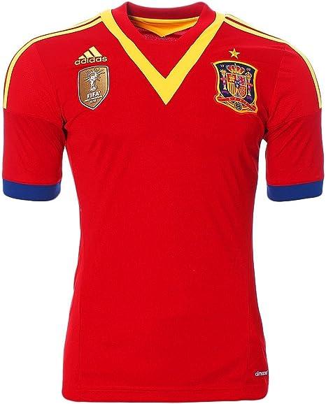 adidas Spain Jersey/Size: Adult XL: Amazon.es: Deportes y aire libre