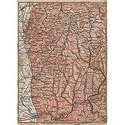 Map Zwingenberg Germany.Amazon Com West Odenwald Topo Map Heidelberg Weinheim Eberbach