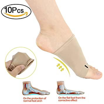 flat foot treatment