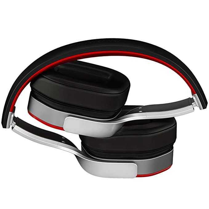 Ferrari R200 Negro, Rojo, Plata Circumaural Diadema auricular: Amazon.es: Electrónica