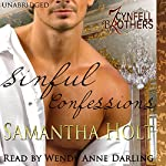 Sinful Confessions: Cynfell Brothers Book 1 | Samantha Holt