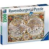 Ravensburger 16381 Mappamondo storico Puzzle 1500 pezzi