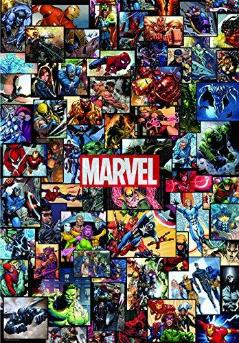 marvel 1000 puzzle - 4