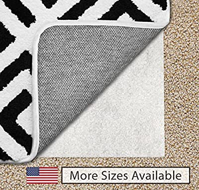 The Original GORILLA GRIP Non-Slip Area Rug Pad For Carpet, Made In USA, Available in Many Sizes