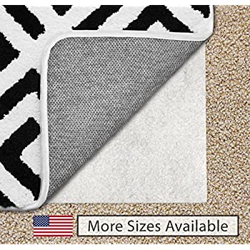 Amazon Com Magic Stop Non Slip Indoor Rug Pad Size 6 X