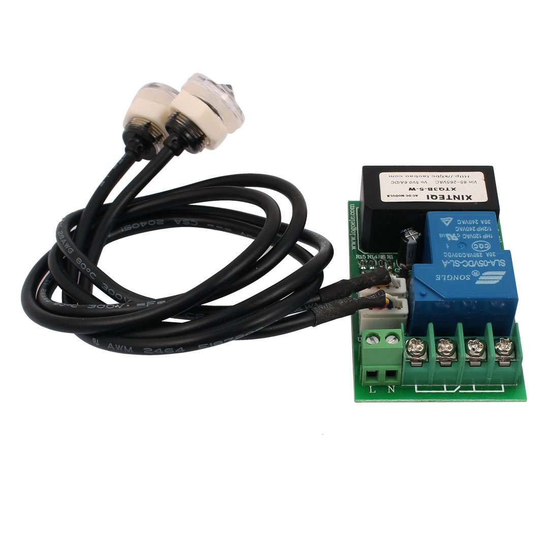 uxcell Dual Liquid Level Detection Sensor Module Infrared Level Alarm: Amazon.com: Industrial & Scientific