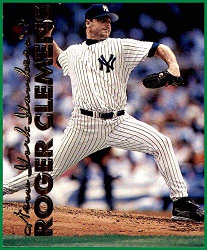 - 1999 Fleer Tradition Update #U133 Roger Clemens NEW YORK YANKEES
