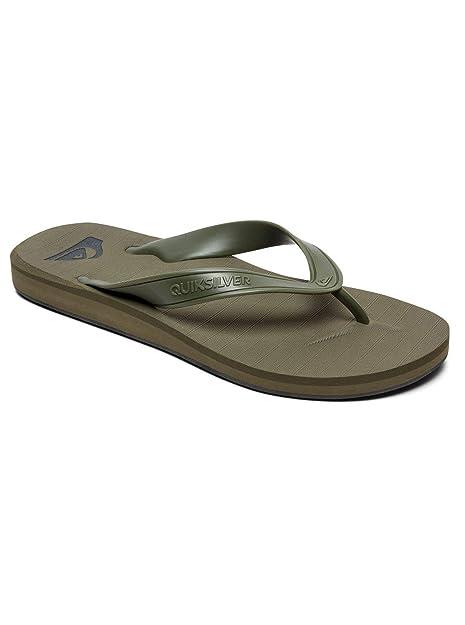 lo último c284f 6de46 Quiksilver Carver Deluxe, Zapatos de Playa y Piscina para Hombre