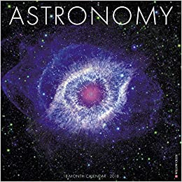 Astronomy 2018 Calendar