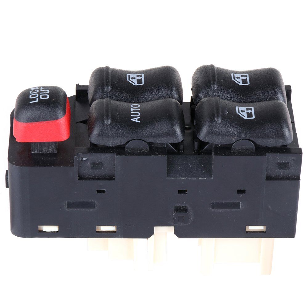 SCITOO Compatible fit for 2004-2005 Chevrolet Classic 1997-2003 Chevrolet Malibu 1997-1999 Oldsmobile Cutlass Power Window Switch