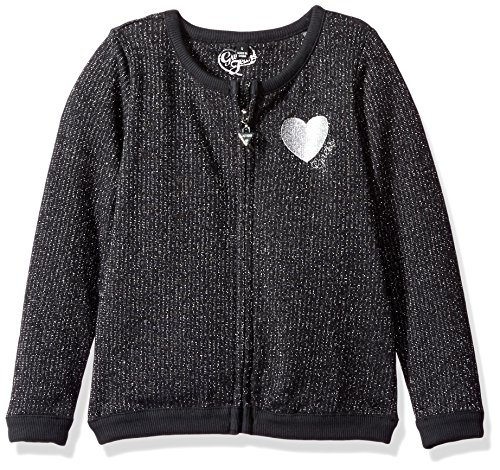 GUESS Little Glitter Carigan Sweater