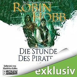 Die Stunde des Piraten (Die Zauberschiffe 4)