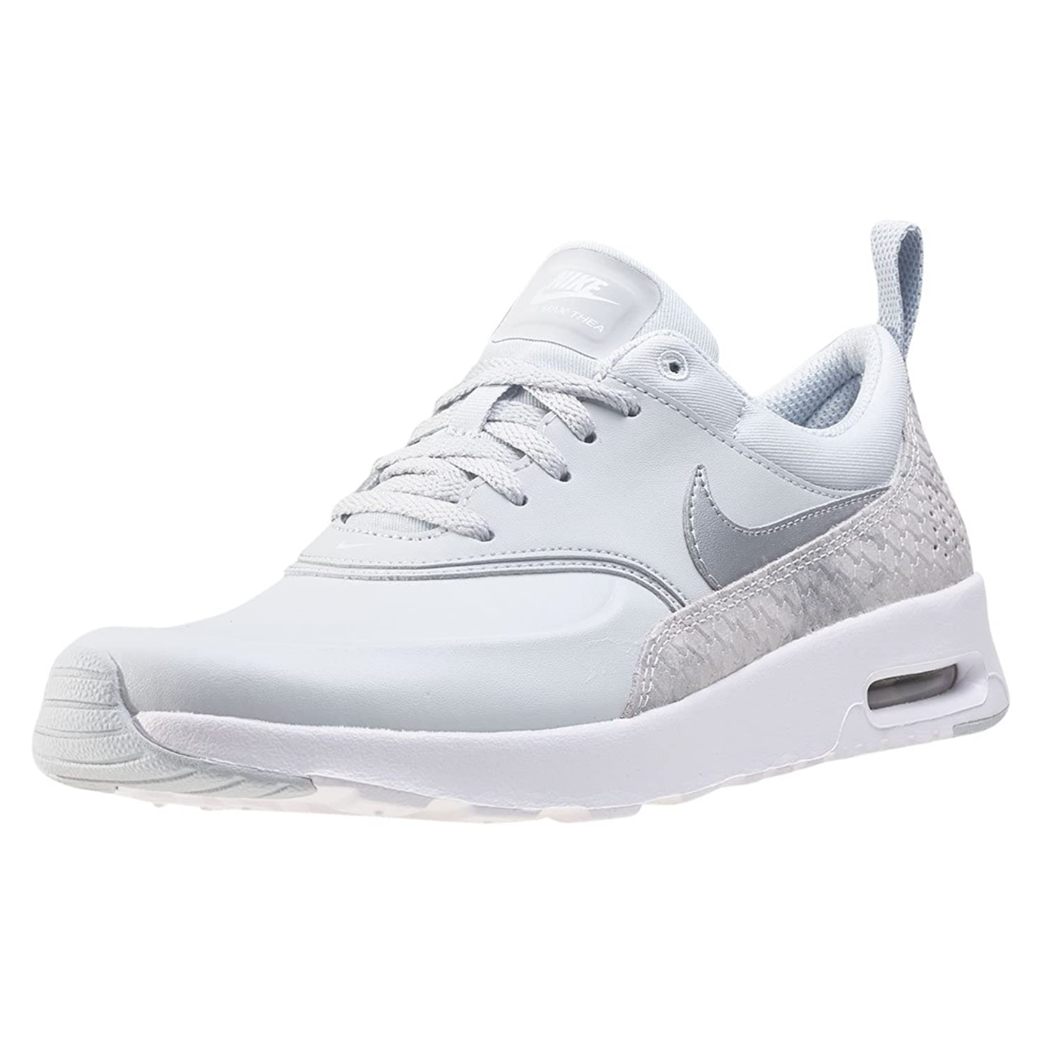 timeless design 59052 3963b Nike WMNS Nike Air Max Thea Premium, Women s Low-Top Sneakers