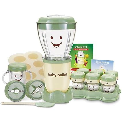 Baby Bullet Food Making System 20 Piece Blender And Storage Set