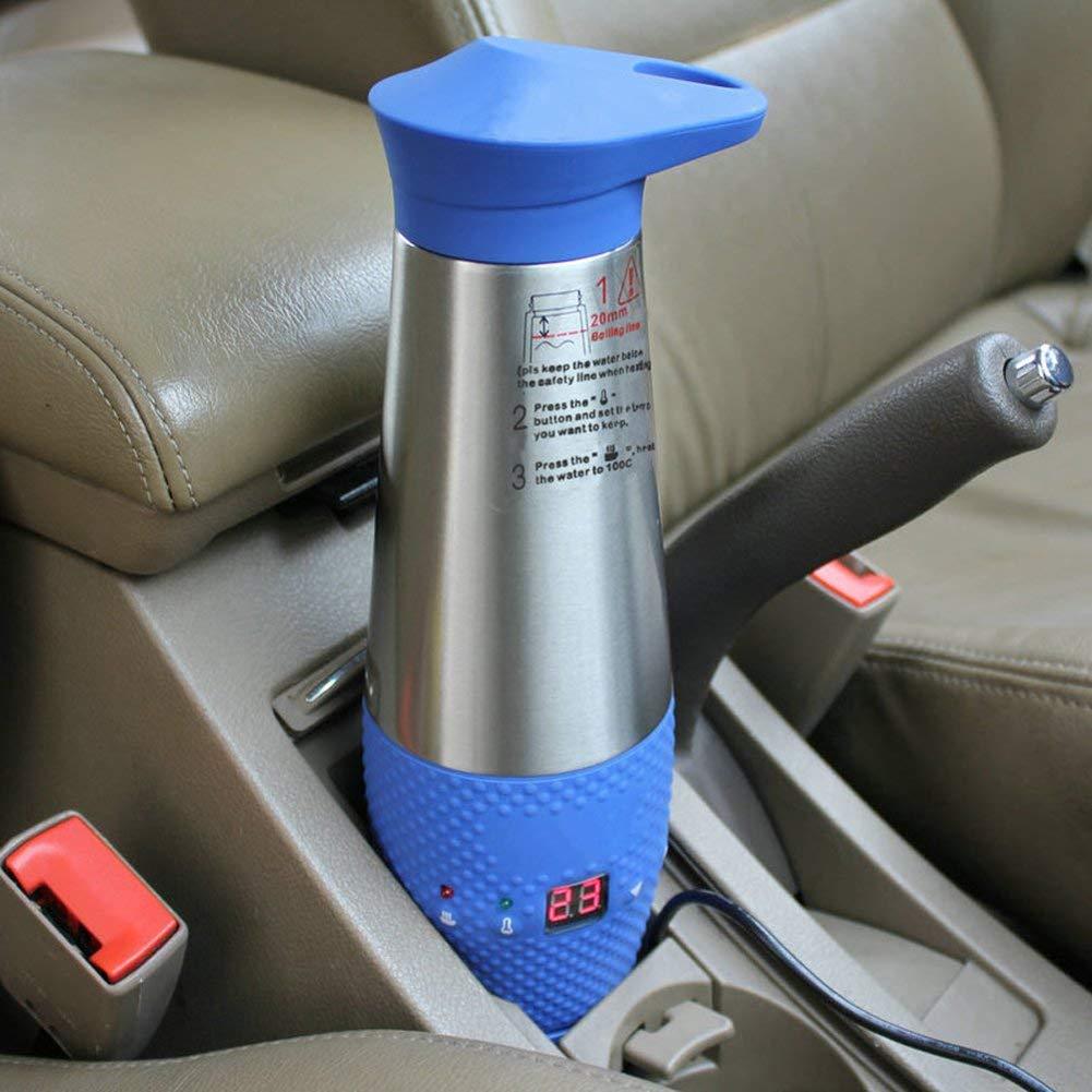Outtybrave Edelstahl-Auto-Adapter Elektrische Heizung Wasser Kaffee Tee Wasserkocher Flasche Flasche Flasche Becher B07KSX5FLZ Thermosflaschen bfe218