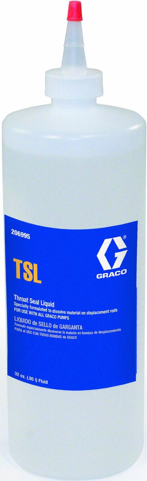 Graco 206995 32-Ounce Throat Seal Liquid for Airless Paint Spray Guns
