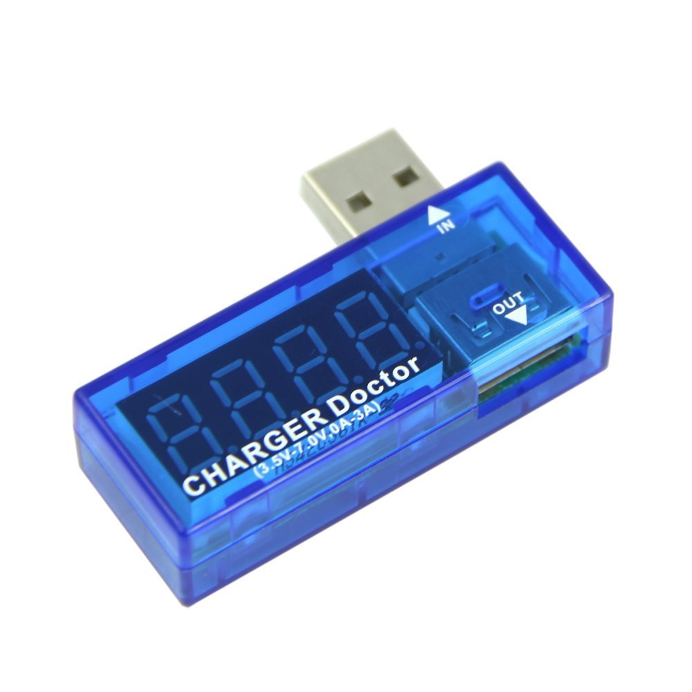 USB Charger Doctor - In-line Voltage and Current Meter by Estone (Image #3)
