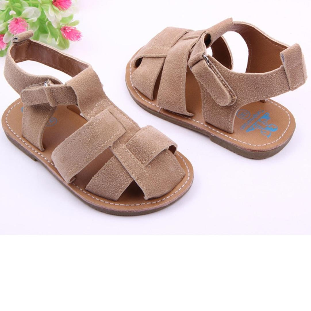 Baby Boys Sandals Toddler Scrub First Walkers Kid Shoes Clode/® for 0-18 Months