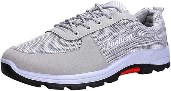 Darringls Zapatillas Running para Hombre Aire Libre y Deporte ...