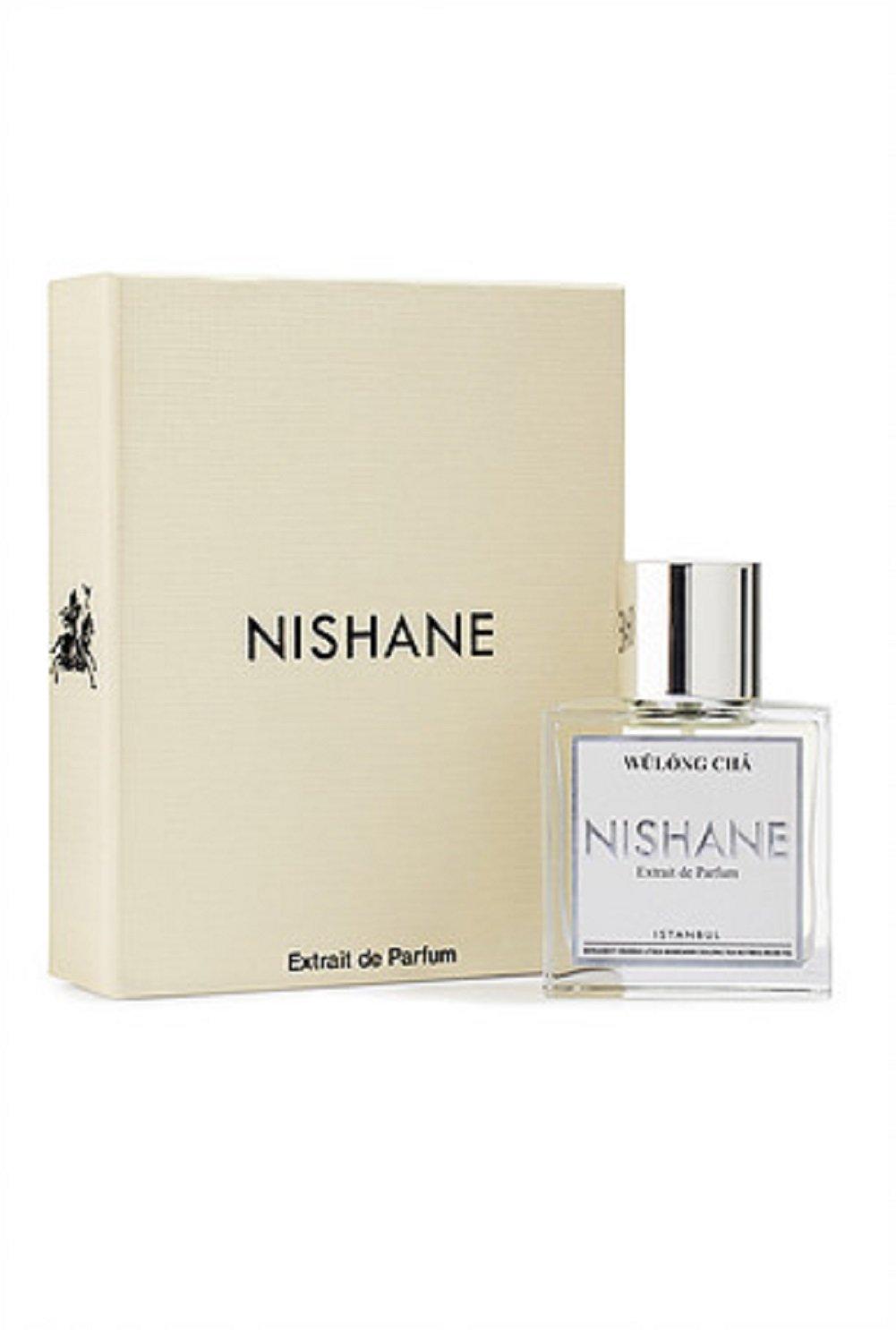 Amazoncom Nishane Istanbul Wulong Cha Extrait De Parfum 50ml