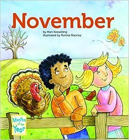 November por Ronnie Rooney