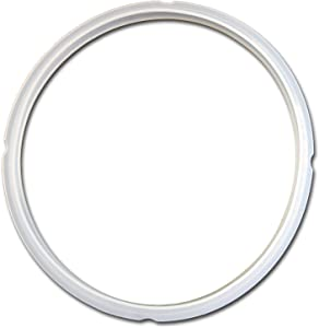 """GJS Gourmet Rubber Seal Ring Compatible With 10 Quart Elite Platinum Electric Pressure Cookers (10 Quart)"". This ring is not created or sold by Elite."