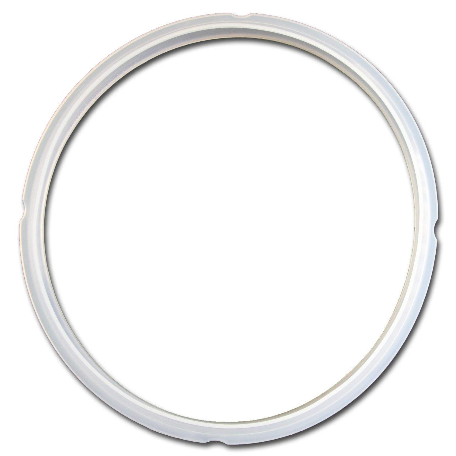 Electric Pressure Cooker Sealing Ring or Seal Ring or Rubber Gasket or Sealing Gasket- For Many 5 Liter, 6 Liter, 5 Quart, and 6 Quart Models