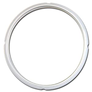 Rubber Gasket For 5 & 6 Quart Power Pressure Cookers (Don't buy for other models not mentioned)