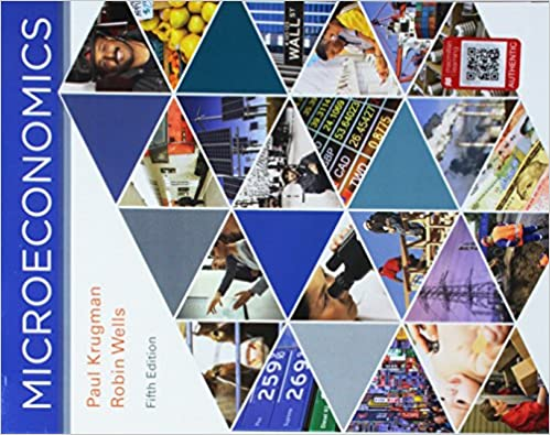 Microeconomics 9781319098780 economics books amazon microeconomics fifth edition fandeluxe Gallery