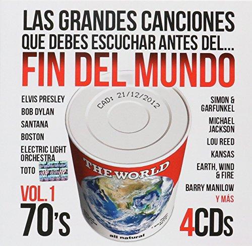 Santana - Las Grandes Canciones Que Debes Escuchar Antes Del Fin Del Mundo Vol 1 70