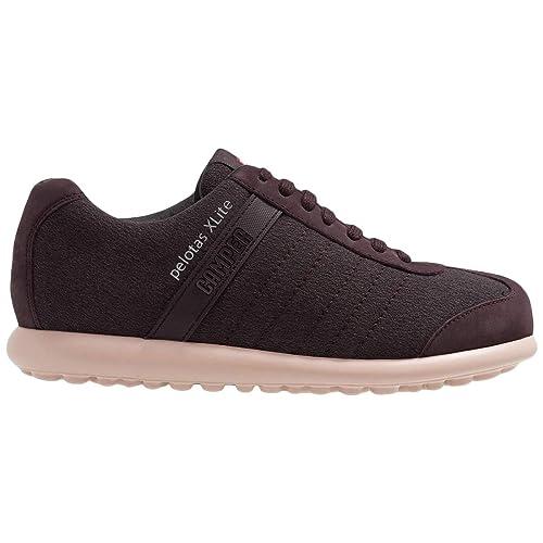 Camper Pelotas, Zapato para Mujer 37 Granate