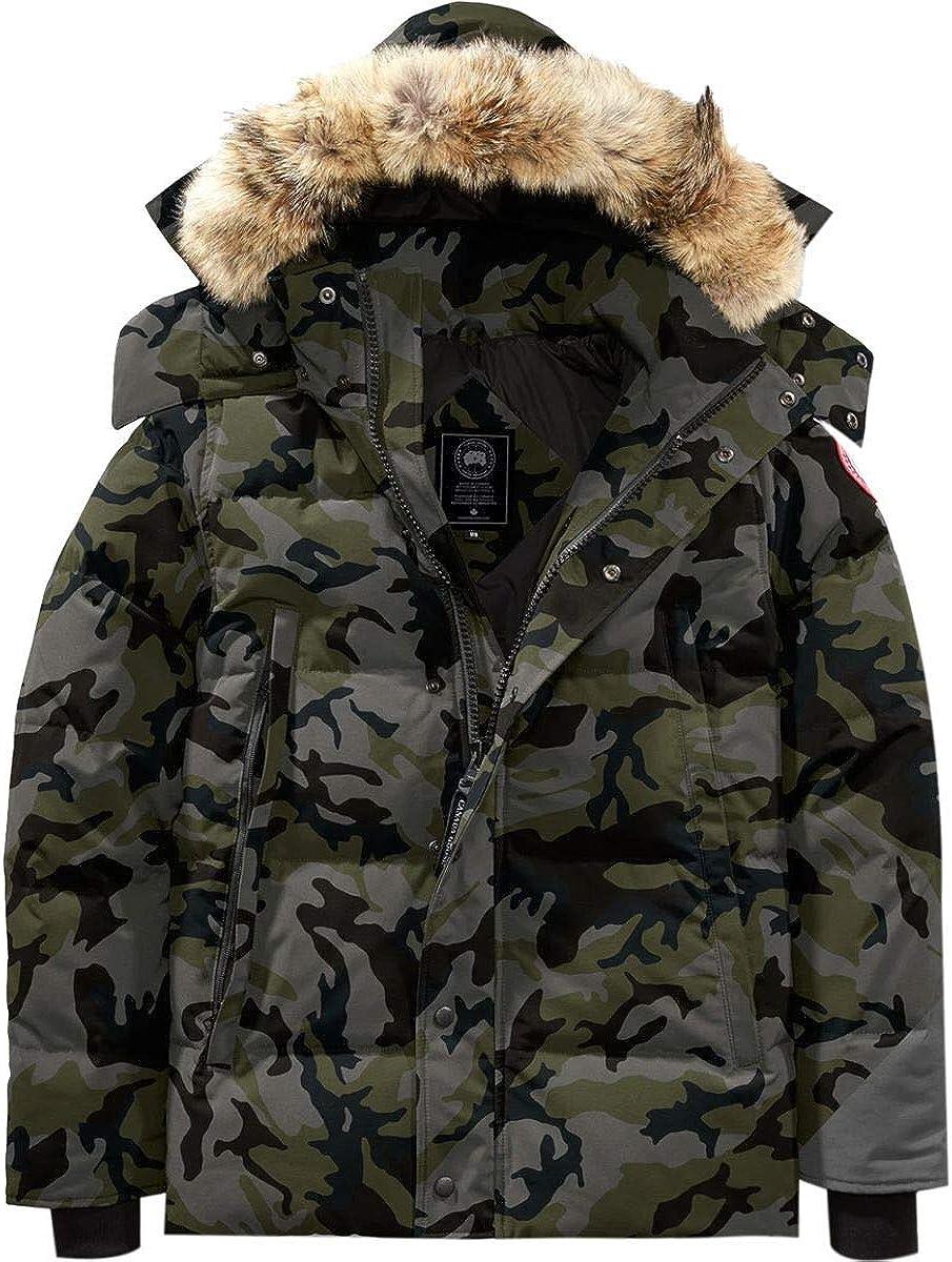 [カナダグース] メンズ ジャケット&ブルゾン Wyndham Down Parka [並行輸入品]  S
