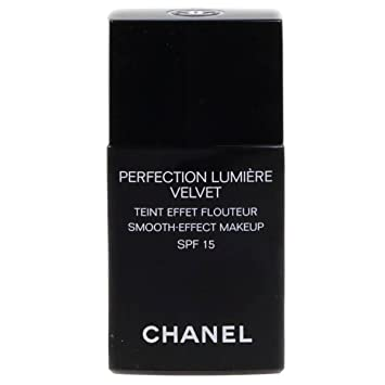e72102cddb03 Amazon.com : Chanel - Perfection Lumiere Velvet Smooth Effect Makeup SPF15  - # 30 Beige - 30ml/1oz : Beauty