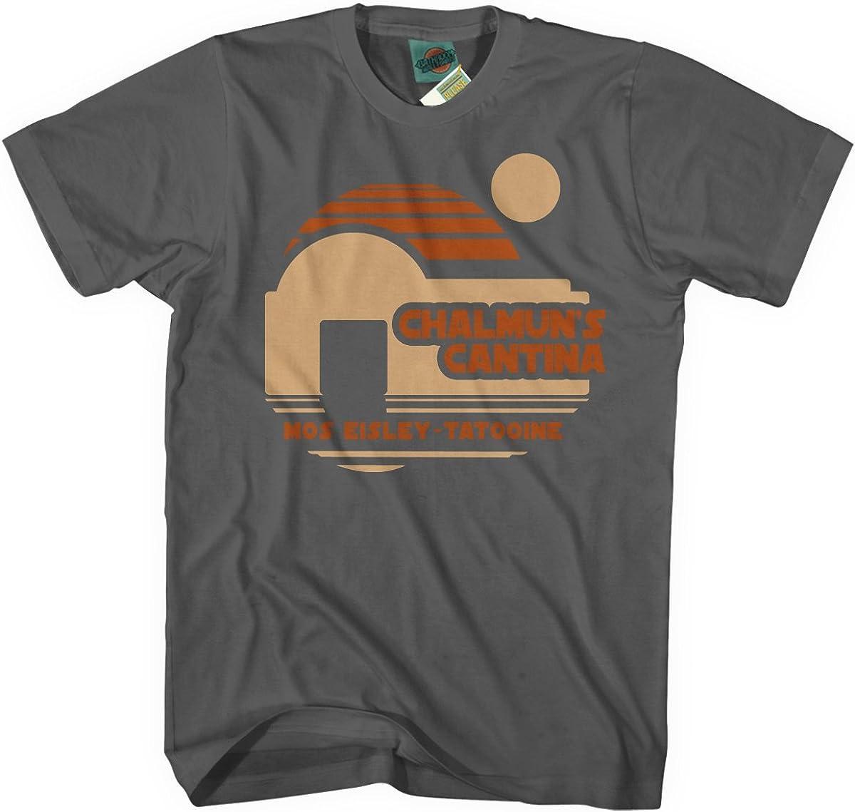Mos Eisley Cantina Men/'s Star T-Shirt