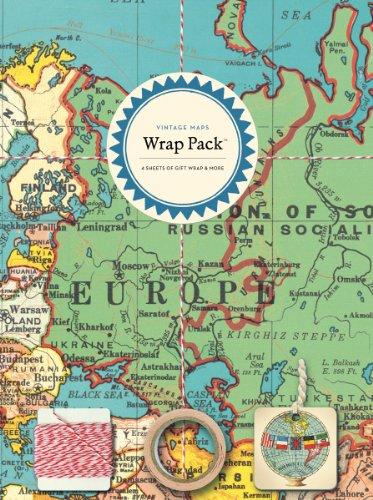 vintage maps - 6