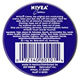 Nivea Cream Crème 30 Ml / 1 Fl Oz Travel Size (Pack of 6)