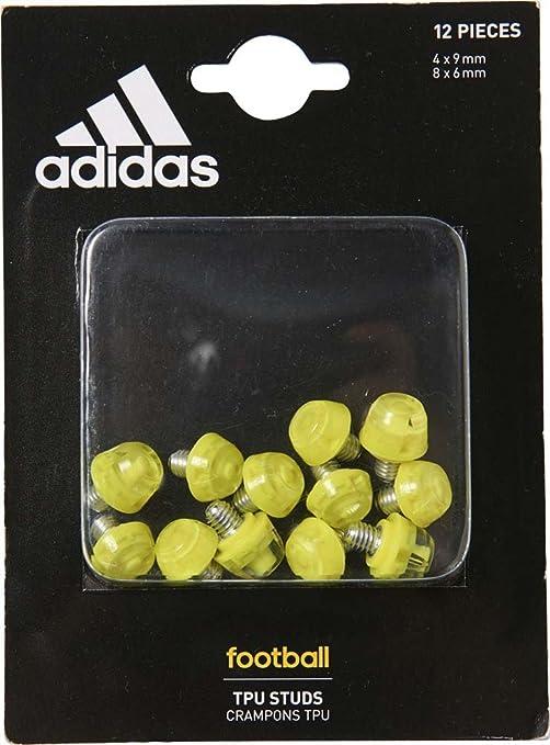 5 opinioni per Adidas Tpu Studs Tacchetti, Argento (Plamet), NS
