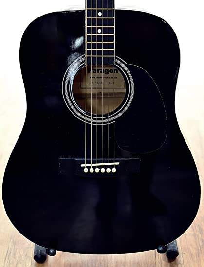 Marca de comienzo de cinta MD1 Dreadnought de la guitarra acústica ...