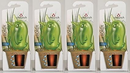 Conjunto de 4 bolas de riego dispensador de agua * bordy L* En verde -