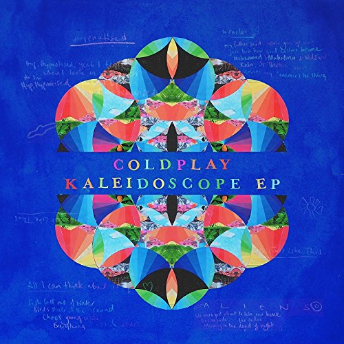 Coldplay - Kaleidoscope EP (2017) [WEB FLAC] Download