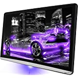 DEYBON 12.5 inch Android 9.0 Tablet car Headrest Video Players with WiFi 2.4G, Car Back Seat TV Monitors Sync Screen Phone Mi