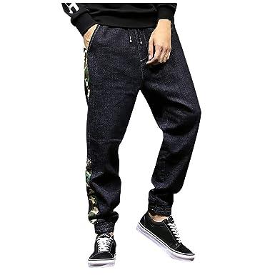 NUSGEAR VPASS Pantalones Vaqueros para Hombre, Pantalones Casuales ...