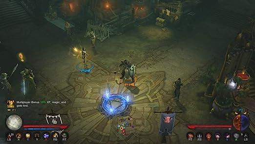 Activision Diablo 3 Ultimate Evil Edition - Juego (Xbox One ...