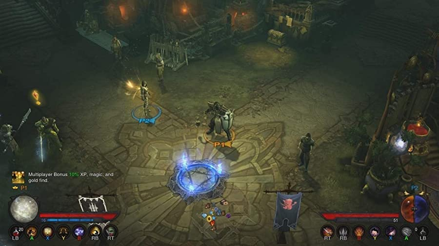 Diablo III: Reaper of Souls - Ultimate Evil Edition [PS4]